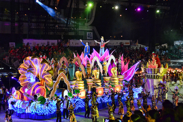 Advisories for Chingay Parade
