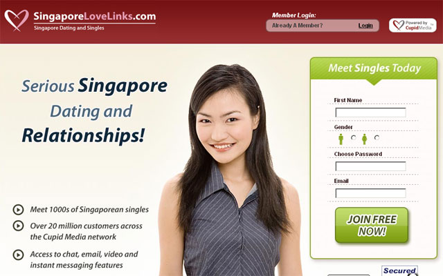 Best free dating site in singapore